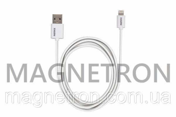 USB дата-кабель (Lightning) для мобильных телефонов Remax Apple iPhone 5
