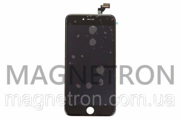 Дисплей с тачскрином и рамкой для мобильных телефонов Apple iPhone 6 Plus, фото 2
