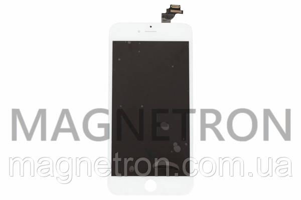 Дисплей с тачскрином и рамкой для мобильного телефона Apple iPhone 6 Plus, фото 2