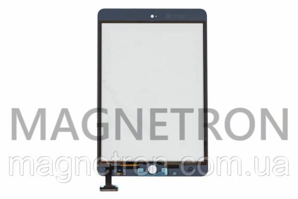 Сенсорный экран (тачскрин) без кнопки HOME для планшетов Apple iPad mini, фото 2
