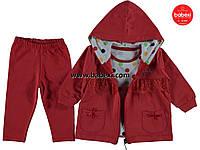 Нарядный костюм тройка для девочки 6-9 мес. код 204267