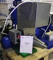 Шнековая соковыжималка СШ-1 для яблок (100 кг/ч) и других фруктов не требующая периодической очистки, 380В
