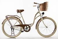 Велосипед VANESSA Vintage 26 crem Польша