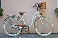 Велосипед VANESSA Vintage 28 Nexus 3 crem