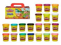 Плей-До Play-Doh Набор из 20 баночек  A7924