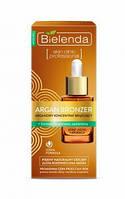 Сыворотка-автозагар для лица и шеи Argan Bronzer Bielenda