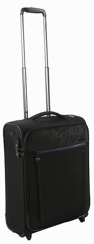 Малый 2-колесный тканевый чемодан 40 л. Roncato Zero Gravity DLX 4453/51 черный