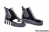 Ботинки женские Bona Rica (кеды высокие, байка с 35)