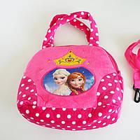 Детская сумка. Анна и Эльза