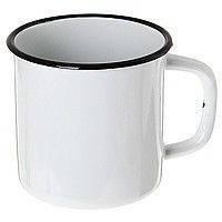 Чашка эмалированная