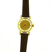 Заря скелетон женские  механические часы СССР