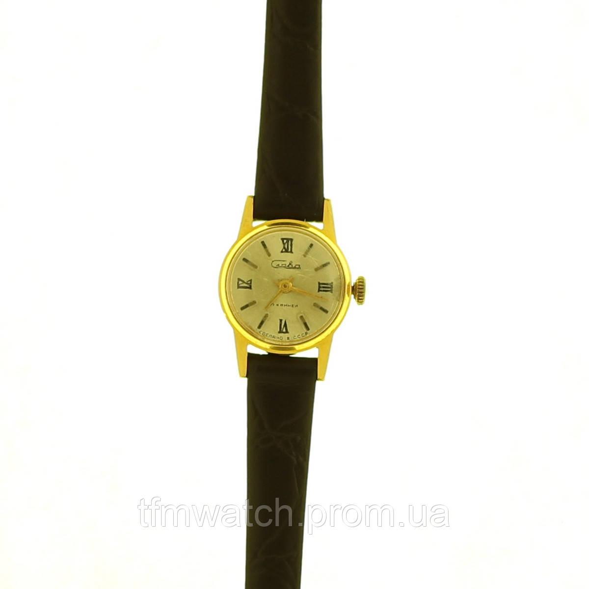 Слава женские механические часы СССР