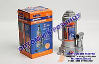 Домкрат гидравлический бутылочный Miol 10т, 230-460мм арт.80-050