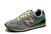 Кроссовки New Balance 996, мужские, серые, р. 39,5 40,5, фото 1
