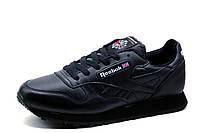 Кроссовки Reebok Classic, черные, мужские, р. 41 43 44 45 46, фото 1