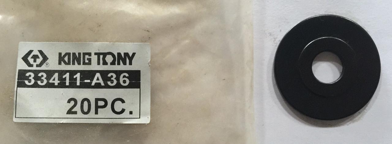Ремкомплект гайковерта 33411-040 (прокладка молотка задняя) KINGTONY 33411-A36