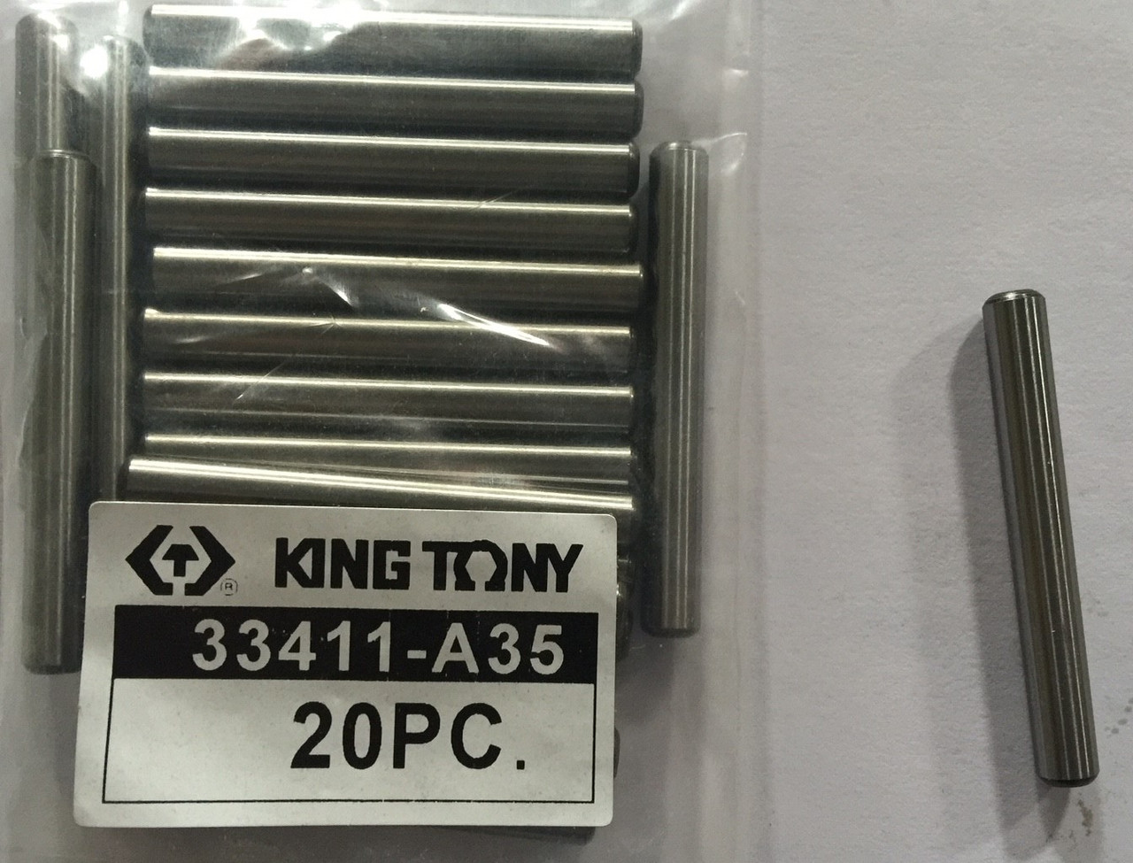 Ремкомплект гайковерта 33411-040 (шпилька) KINGTONY