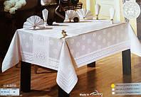 Скатерть прямоугольная с салфетками Armeda Versace Set (160х300 см)