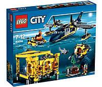 Lego City База для глубоководных операций 60096