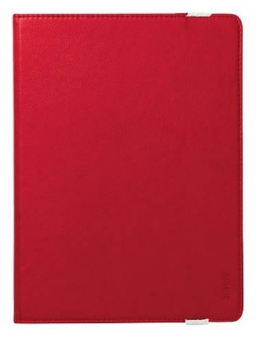 """Красный планшетный чехол-книжка Trust Universal 10"""" - Primo Folio, 6275271"""