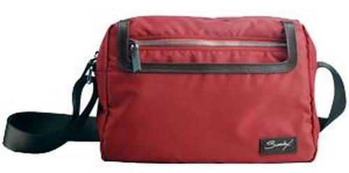 """Комфортная сумка для планшета 10"""" нейлон Sumdex NOA-706PP красный"""