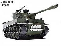 Немецкий танк Тигр радиоуправляемый большой