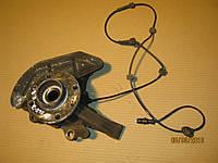 Поворотный кулак, цапфа, ступица + датчик ABS Фиат Добло / Fiat Doblo 51853629, 51853629