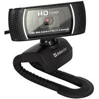 Веб-камера Defender G-lens 2597 HD720p (63197) видео к 1600x1200, фото до 12.0мПикс, встроенный микрофон