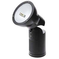 Светильник уличный накладной Brille STR-05/2HI-70 black (1 лампа)