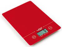 Кухонные весы Adler AD 3138 red
