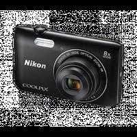 Цифровая камера NIKON Coolpix A300 Black