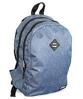 Школьный рюкзак UPS черно-синий