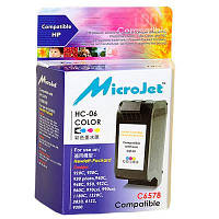 Картридж MicroJet для HP №78 Color для HP DJ 930C/950C/970C (HC-06)
