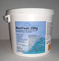 Медленный хлор в таблетках Fresh Pool Maxifresh, 5 кг