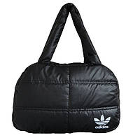 Дутая спортивная сумка, среднего размера