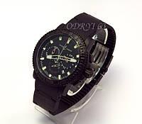 Часы мужские наручные  Ulysse Nardin Maxi Marine Diver Black Sea Chronograph