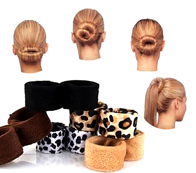 твистер для волос дома