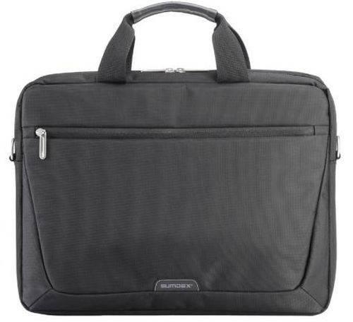 """Восхитительная сумка для ноутбука 15,6"""" нейлон/полиэстер Sumdex PON-111BK черный"""