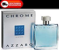 Мужская туалетная вода Azzaro Chrome EDT 100 ml