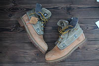Зимние ботинки Timberland Made in China  24 см, Размер 38. Код 220