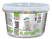 LoLo Pets (Лоло Петс) basic for RAT - Полнорационный корм для крыс 1,9 кг
