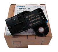 Датчик давления воздуха в впускном коллекторе (EURO IV, Bosch) Geely CK