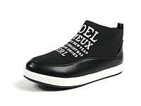Детские спортивные ботинки ADAGIO TS-661-JE872 Черный (Размеры: 33-38)