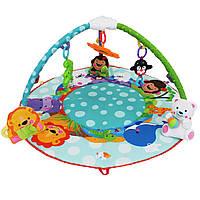 Мягкий коврик для новорожденных Умный Малыш Play Smart 7182