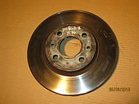 Тормозной диск б.у. оригинал для Фиат Добло / Fiat Doblo 2008 г.в. 46401356