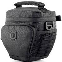 Универсальная сумка для фото и видео камер полиэстер Continent FF-04 Black черный