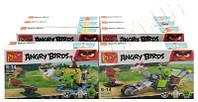 Конструктор Angry Birds 108 р.24х16х4,5см. арт. Кон5037