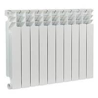 Биметаллический радиатор Whitex 500/96 (10 секций)