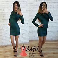 Платье стежка-трикотаж ВФ 72810