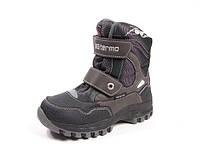 Детская зимняя обувь термо-ботинки B&G TS-RAY155-7949 (Размеры: 30-35)